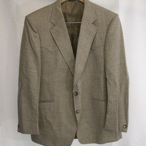 VTG Alfred Downing Westerman's Men's Sport Coat